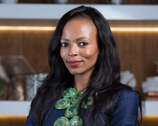 Meet Matsi Modise, a woman on a mission to boost South African entrepreneurs