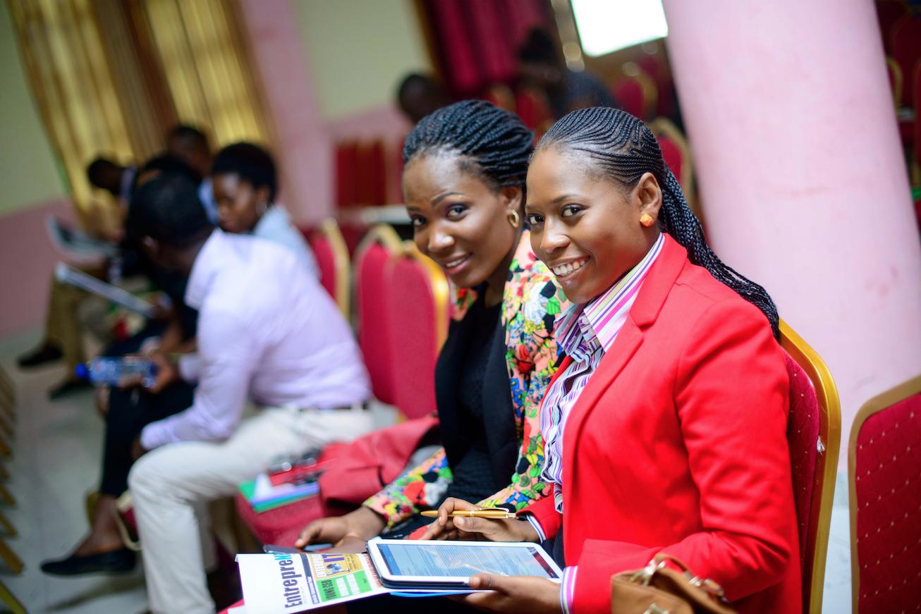 African women build businesses